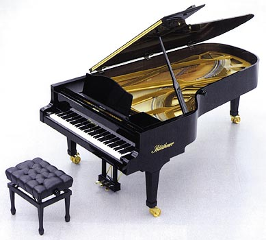 Piano information for How big is a grand piano